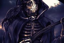 Grim Reaper / #GrimReaper #Reaper #Death #TheDead