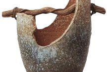 Ceramic & wood