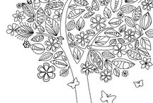 Coloring Pages / by Bonnie Smith