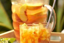 Delicious refreshments