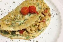 Crepes/Panquecas/Waffles ...