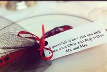 WeddingFavors. / by Paige Kaehler