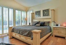 bedroom windows / by Tracy Biggs
