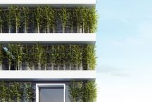 green building / architecture