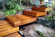 Garden - Stairs