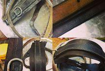 Réparation et restauration de vos objets en cuir