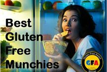 Best Gluten Free Munchies / Best Gluten Free Munchies as part of The Annual Gluten Free Awards hosted by GFreek.com