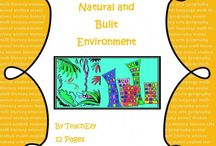 Natural & Built Environments