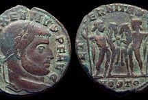 Ancient Coins / by Denéa Buckingham