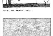 comics/illustrations