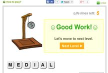 MT WEEK / National MT Week 2014 is May 18 through May 24 - enjoy these word game sites / by AHDI-West
