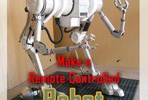 Robots I like