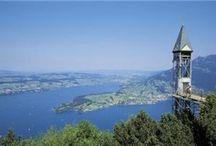 Vandra i Schweiz