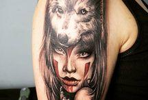 mój tatoo