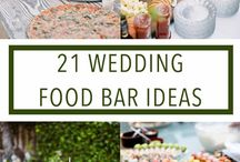 Wedding Food Bar