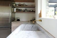 Elegant Marble Kitchen Designs / Elegant kitchen designs