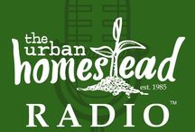 Urban Homestead Radio Podcast