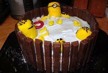 Ryans Bday cake 2014