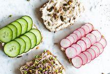 Idea Board: Sandwiches