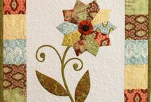 mini quilts / by Charlene Carmeans