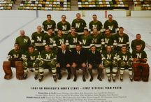 NHL/WHA Team Photos / by Ralph Van Tienhoven