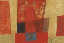 Abstract / 抽象画 chushoga