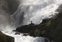 Waterfalls and Cataracts / by Dana Lucas