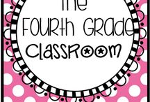The Fourth Grade Classroom / All things fourth grade...from ideas and freebies, to awesome resources created just for the fourth grade classroom! Pinners please pin 4 ideas to 1 paid item. / by The Teacher Next Door
