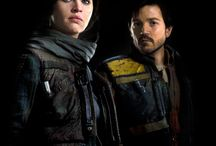 Cassian Andor & Jyn Erso / Rogue One: A Star Wars Story