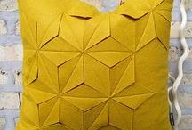 Yellow Living Room / by Yasmine Evjen