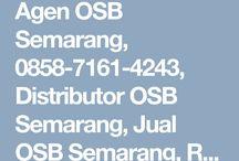 Agen OSB Semarang, Agen OSB Banyumanik, 0858-7161-4243 (WA/Call)