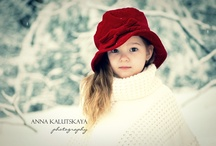 Winter Portraits - Inspiration