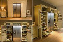 New Kitchen Ideas / by Elizabeth jed