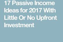 Passive In come