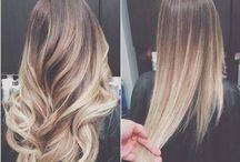 Hair Colour ♡