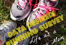 Running Surveys! / by Life as a Running Mom