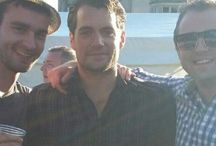 Henry Cavill Attends Groove Music Festival in Bray, Ireland / July 4, 2015