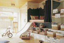Playroom Ideas / by Gina Morgan