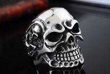 Biker Jewelry / Biker Jewelry. skull jewelry