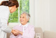 Our Services! / In-home care and support services for the elderly and disabled people and their families.