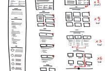 UX • UI • wireframing • best practice / by Chris Lake