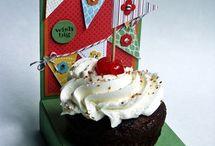pastel de cumpleaños sorpresa.