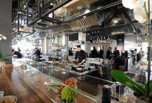 restaurant küche