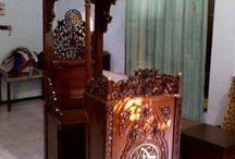 Mimbar Masjid | Podium