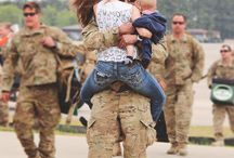 Military Photography.... Sweet stuff / I love pics of military couples, children, and homecomings.  / by Lacey Olufsen