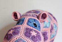 Happy hippo inspiration