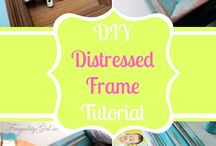 DIY Projects / DIY craft work and projects for the house and garden