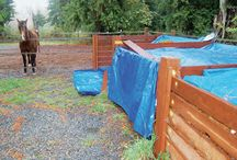 Manure composting / Composting horse manure on small acreage