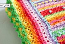 crochet  borders & edges