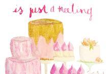 Cakes,